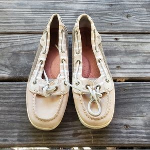 Sperry boat shoes womens